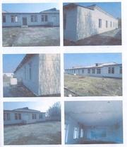 Продается участок со зданиями в Самарканде с готовой организацией